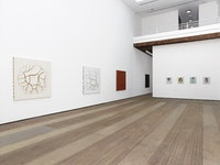 Installation view: <em>Adriana Varejão: Kindred Spirits</em>. Lehmann Maupin, April 21 – June 19, 2016. Courtesy the artist and Lehmann Maupin, New York and Hong Kong. Photo: Elisabeth Bernstein.