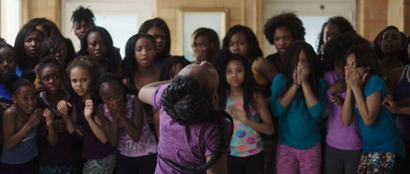 Still from <em>The Fits</em>.