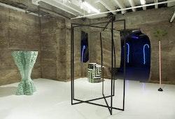 <p>Installation view: <em>Island States</em>, TOPS Gallery, April 23 &ndash; June 11, 2016. Courtesy Tops Gallery, Memphis, TN.</p>