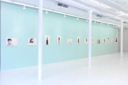 Installation view: <i>Alex Katz</i>, Gavin Brown's enterprise, Grand Street, May 5 - June 19, 2016. Courtesy the artist and Gavin Brown's enterprise, New York/Rome.