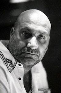 Dario D'Ambrosi. Photograph by Teatro Patologico, Roma.