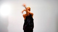 Rashaad Newsome, <i>Untitled</i> (video still), 2008. Single-channel video, silent, TRT 00:08:07. Courtesy the artist.