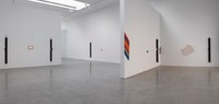 Installation View: <em>Richard Tuttle: 26</em>. Pace Gallery, May 6 - June 10, 2016.