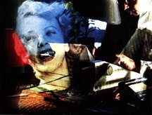 Film still from part 1 of Histoire(s) du Cinema by Jean-Luc Godard.
