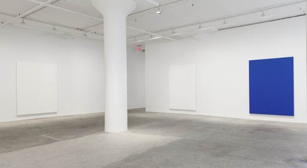 Installation view: <em>Chung Sang-Hwa</em>, Greene Naftali, New York, June 1 - August 5, 2016. Courtesy the artist, Greene Naftali, New York, Dominique Lévy, New York, and Gallery Hyundai, Seoul. Photo: Elisabeth Bernstein.