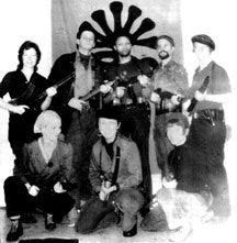 The Symbionese Liberation Army in Magnolia Pictures™ <i>Guerrilla: The Taking of Patty Hearst</i> (2004) Photo ©Magnolia Pictures.