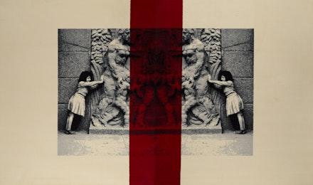 Gülsün Karamustafa, <i>The Monument And The Child</i>, (detail), 2010. Courtesy the artist and Rampa Istanbul.