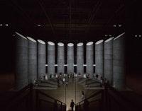 Installation view: <em>Taryn Simon: An Occupation of Loss</em>. Park Avenue Armory, September 13 – 25, 2016. Photo: © Naho Kubota.