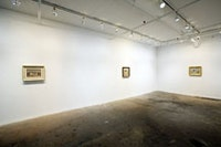 Giorgio Morandi, installation view at Lucas Schoormans Gallery.