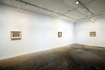 Giorgio Morandi, installation view at Lucas Schoormans Gallery.