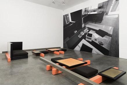 Installation View: <em>Andrea Zittel</em>. Andrea Rosen Gallery, New York. September 9 - October 8, 2016. &copy; Andrea Zittel. Photo: Pierre Le Hors. Courtesy Andrea Rosen Gallery.