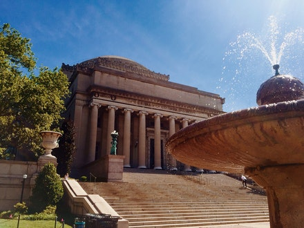 Columbia University. Photo: Aditi Shah.