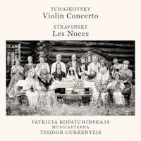 <em>Tchaikovsky: Violin Concerto; Stravinsky: Les Noces</em> (Sony).