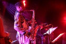 Shabaka Hutchings. Photo: Jati Lindsay.