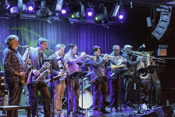 Liberation Music Orchestra. Photo: Dave Kaufman.