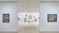Installation view: <em>A Revolutionary Impulse: The Rise of the Russian Avant-Garde</em>. The Museum of Modern Art, New York, December 3, 2016 - March 12, 2017. © 2016 The Museum of Modern Art. Photo: Robert Gerhardt.