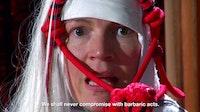 Video still: Lenore Malen, <em>Scenes from Paradise</em>,  2015. Courtesy the artist.
