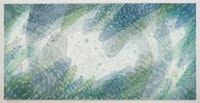 "Abby Leigh, ""The Eye Is The First Circle"" (2006). Pigment on linen. 60"" x 120"". Courtesy Betty Cuningham Gallery."