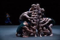 Batsheva Dance Company in <em>Last Work</em><em>. </em>Photo: Julieta Cervantes.