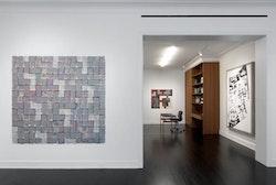 Installation view: <i>Allan McCollum, Works: 1968-1977</i>. Petzel Gallery, New York: March 2 &#150; April 29, 2017. Courtesy Petzel Gallery, New York.