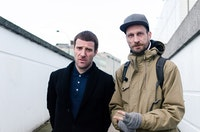 Sleaford Mods. Courtesy Crashing Through Publicity.