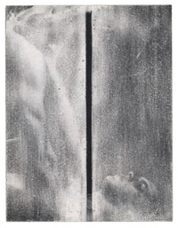 Stephen Irwin, <em>Untitled</em>, 2009. Altered vintage pornography. 11 1/2 x 8 1/2 inches. Courtesy the artist and Invisible-Exports.