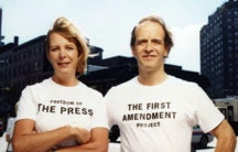 <i>The First Amendment Project: Fox vs. Franken</i> Courtesy of Sundance Channel.