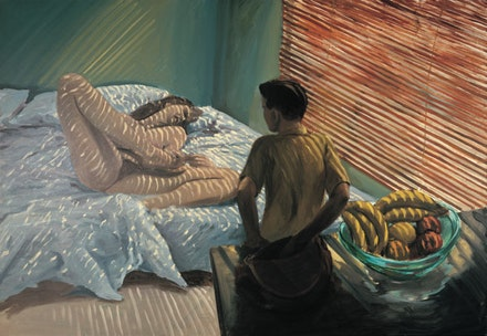 Eric Fischl,<em> Bad Boy</em>, 1981. Oil on canvas. 66 × 96 inches. Courtesy the artist.