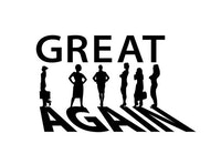 <em>Great Again</em>: two plays by Chiori Miyagawa and Crystal Skillman.