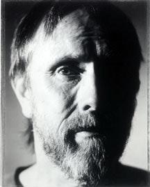Bruce Conner, portrait 1995.  ©Kim Stringfellow.