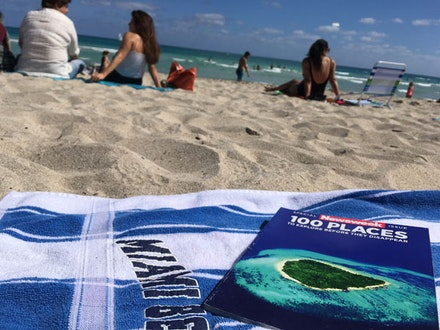 Miami Beach, photo by author, February 10, 2017.