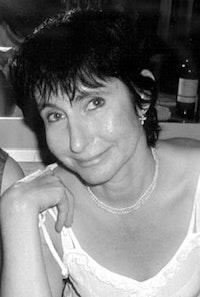 <i>Photo of Annie Herron (2002) by Virginia Dodier.</i>
