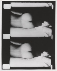 FILM STILLS OF JOHN GIORNO FROM ANDY WARHOL'S