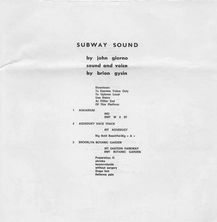 REVUE OU, 1965.