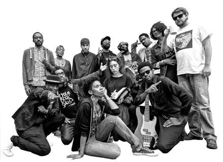 <i>Heroes Are Gang Leaders (HAGL). (Photo credit: Kay Hickman) </i>