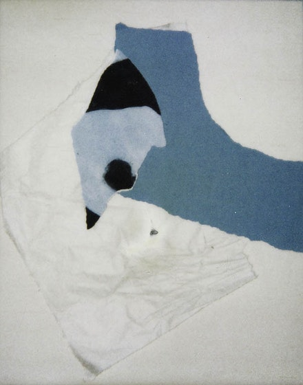 First State: Robert Motherwell, Mozart Rondo, 1990-1991. Dedalus Foundation Archives.