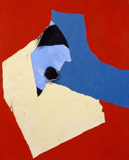 Third State: Robert Motherwell, Mozart Rondo, 1990-1991. Dedalus Foundation Archives.