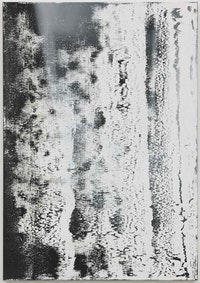 Gerhard Richter, <em>Decke (Blanket)</em>, 1988. Oil on canvas. 200 cm × 140 cm. ©Gerhard Richter 2017.