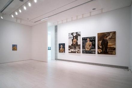 Piotr Uklański and McDermott & McGough, The Greek Way, 2017, installation view, EMST—National Museum of Contemporary Art, Athens, documenta 14, photo: Mathias Völzke
