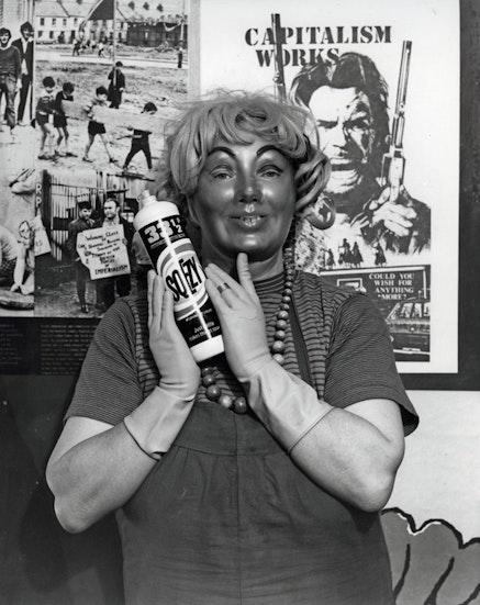 Jo Spence, <em>Remodelling Photo History (Realization)</em>, 1981-82. 25 x 20 cm. Courtesy Shin Gallery.