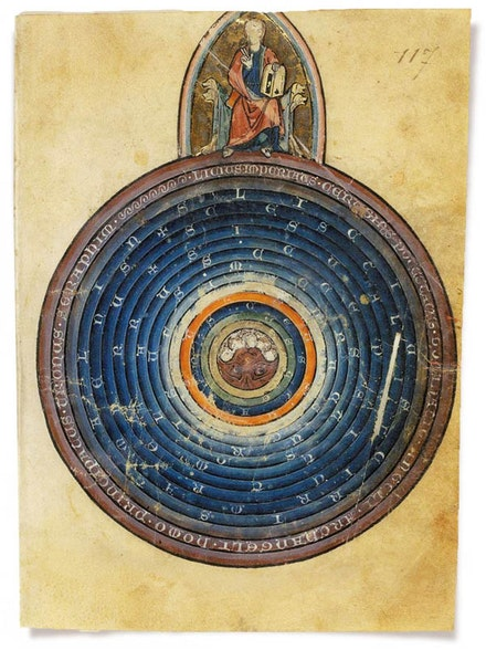 Gossuin de Metz, L'image Du Monde, 13th century