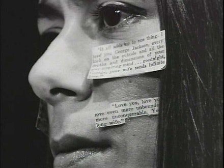 <em>Film About a Woman Who... </em>(1974). Still by Babette Mangolte.