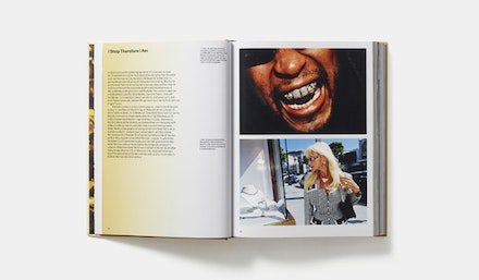 Spread from <em>Generation Wealth</em>
