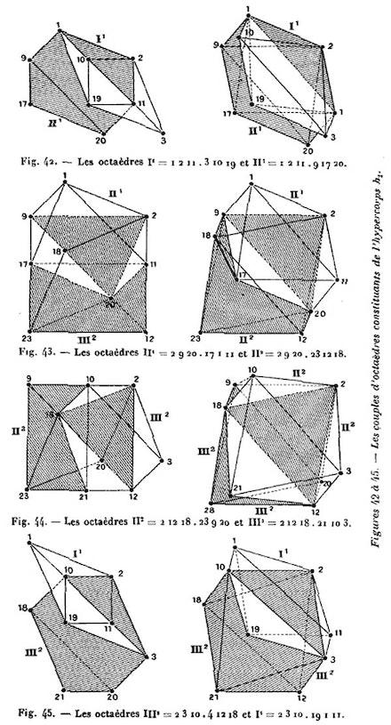 Esprit Jouffret, Traité élémentaire de géométrie à quatre dimensions et introduction à la géométrie à n dimensions, 1903