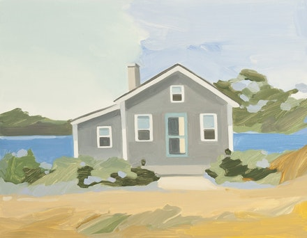 Maureen Gallace, <em> Clear Day</em>, 2011/2012. © Maureen Gallace, courtesy 303 Gallery, New York.