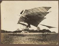 <em>Flyvring 1907</em>, Jacob Christian Hansen Ellehammer and Vilhelm Ellehammer . Courtesy of the Metropolitan Museum of Art.