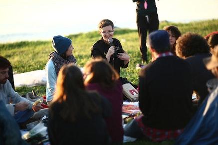 Jen Rae shares international, indigenous food wisdom. Photo: Paula Court
