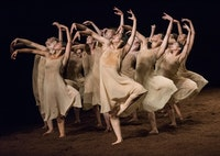 Tanztheater Wuppertal Pina Bausch, <i>The Rite of Spring</i>. Photo: Stephanie Berger.