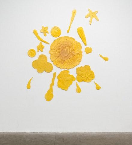 Andrew Ross, <em>Untitled (Blindness Lends Insight)</em>, 2017. Courtesy the Artist.