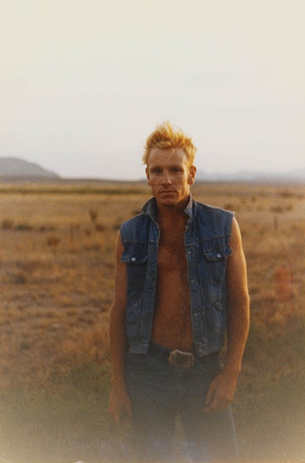 Jack Pierson, <em> Badlands, </em>1991. Courtesy the artist and Cheim & Read, New York.